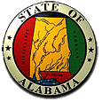 Alabama Death Records Logo